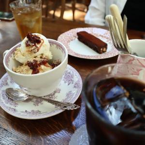 『 佐倉 Manor House ( マナーハウス ) 』 で初アイスクリーム?。