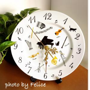 時計も作れるポーセラーツ