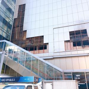 【2019年12月ソウル】maxstyle6階は毛皮売り場になってましたっ!
