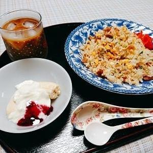 連休の食事