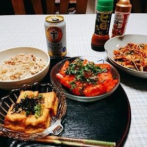 休みの食事