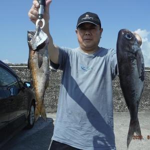 1千葉県・江見沖の五目釣り。