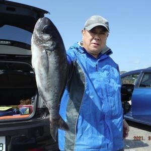 千葉県・江見沖の五目釣り。