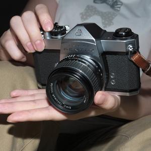 ペンタックスSL SMCタクマー50mmF1.4