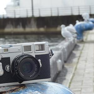 ライカM3 カラースコパー50mmF2.5