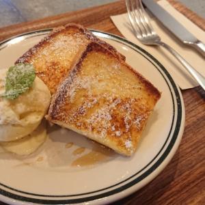 人生初めてのフレンチトースト