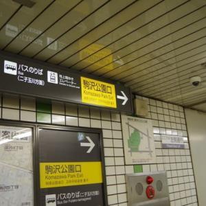 東京ぶらり旅・都立駒込オリンピック公園