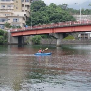 川で泳げる季節がやってきた!【屋久島カヌーガイドツアー】