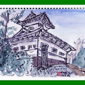 仙台城の脇櫓