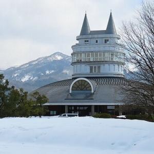 冬の県総合グリーンセンター