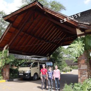 【ケニア旅行14】マサイマラのキーコロックロッジ