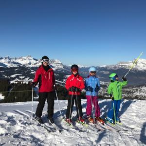 スイスでスキーウェア購入