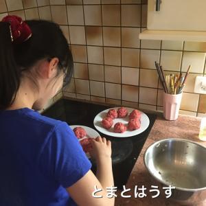 料理人あらわる!!