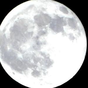 令和元年最後の満月