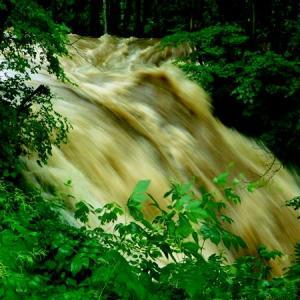 荒ぶる滝々