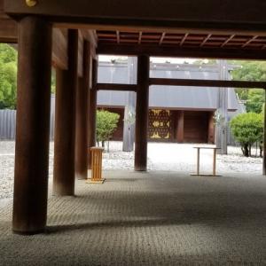 熱田神宮に行ってきました☺️✨🙏✨