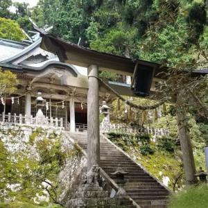 玉置神社に行ってきました☺️✨🙏✨