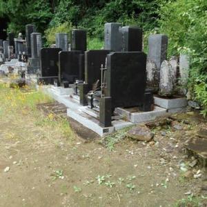 共同墓地草刈り作業通知