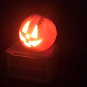 #ハロウィンかぼちゃ