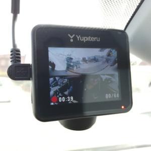 VW t-cross YUPITERU ZQ-25 ドライブレコーダー取付