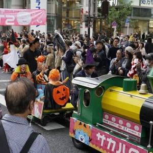 サカエハロウィン2019(名古屋)