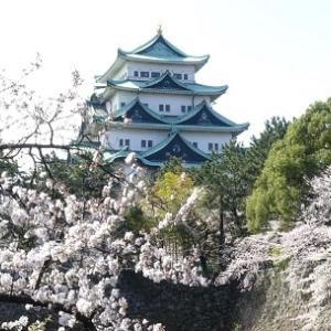 名古屋城と名城公園