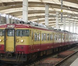 いよいよ終末を迎える新潟の115系電車(第43回)