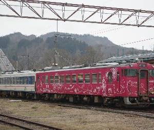 只見線の小出口では新津の国鉄形気動車が生きていた!