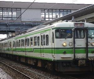 いよいよ終末を迎える新潟の115系電車(第48回)