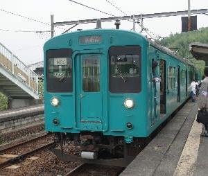 大和二見駅改築キネン乗り継ぎ(その11)