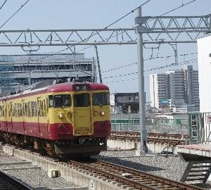 いよいよ終末を迎える新潟の115系電車(第52回)