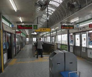 横浜シーサイドライン開業20周年キネン乗り継ぎ(その6)