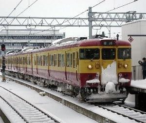 いよいよ終末を迎える新潟の115系電車(第61回)