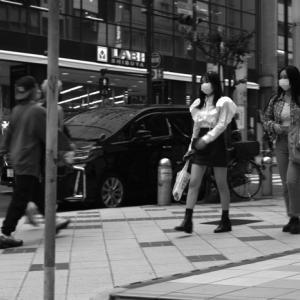 @ shibuya tokyo on may 8,2021