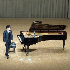 清塚信也ピアノリサイタル2019。