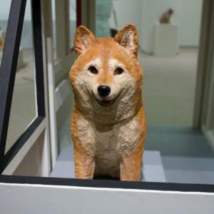 はしもとみお木彫り動物の世界展