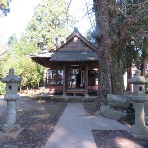 久木野神社、塩井社(西原村)