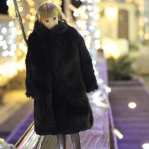 毛皮のコート♥