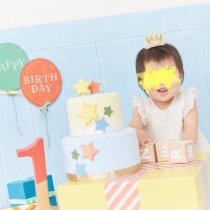 1才のお誕生日に40度の発熱!子育てにはセラピー要素がある!