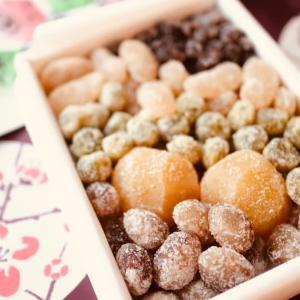 ひな祭りは銀座鈴屋のかわいい甘納豆でお祝い