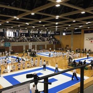 第36回新潟県少年少女空手道選手権大会