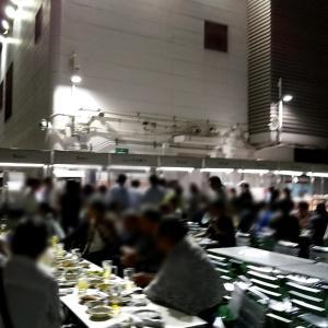 横浜そごう・海の見える屋上ビアガーデン 明日までだよ♪