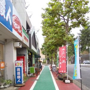 鶴川団地・カフェとアンティーク 夜もすがら骨董店♪