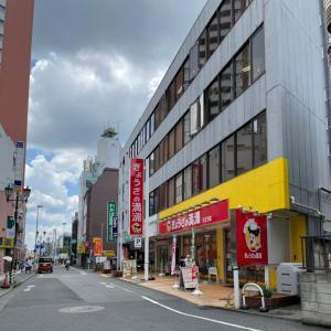八王子・餃子の満州 餃子とチャーハンセット♪ 美味い!