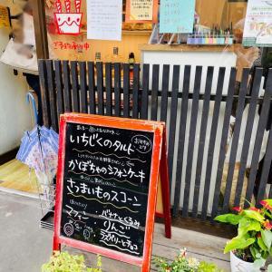 川越・焼き菓子の野里(のり)♪ マフインが美味いよ。