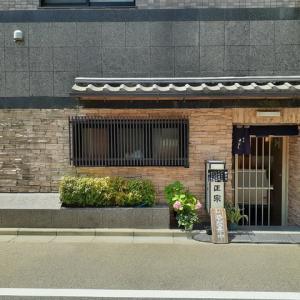 梅雨の晴れ間の神田須田町/竹むら