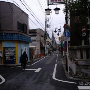 東京下町商店街ー4