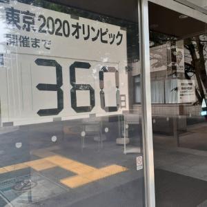 東京2020 振り出しに戻る