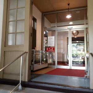 東京藝大奏楽堂を見学する。