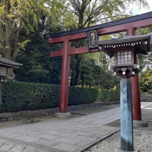 根津神社の秋/2020年